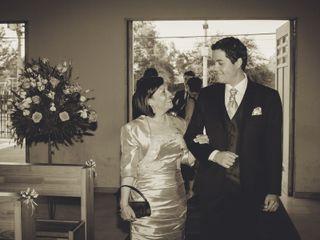 El matrimonio de Sebastián y Caroline 2