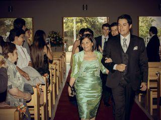 El matrimonio de Sebastián y Caroline 3