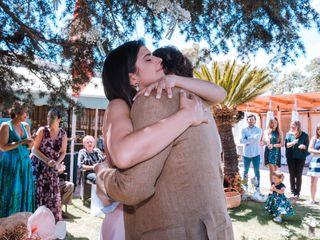El matrimonio de Sarah y Juan Pablo