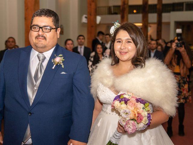 El matrimonio de Leslie y Robert