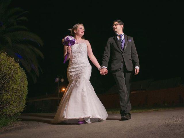 El matrimonio de nathaly y sebastian