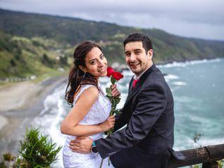 El matrimonio de Laura y Erwin