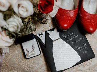 El matrimonio de Doris y Pablo 2