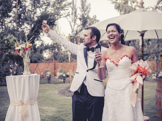 El matrimonio de Debora y Cristian