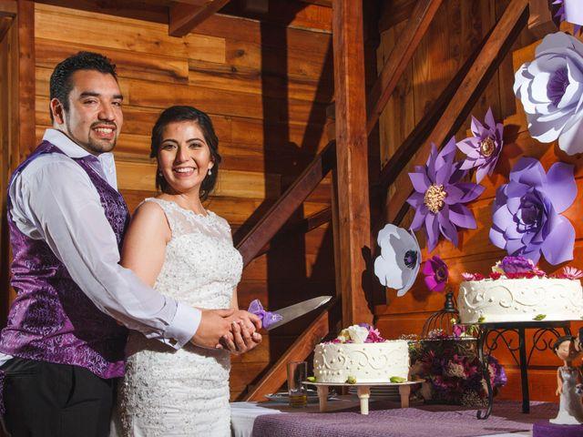 El matrimonio de Camila y Sebastián