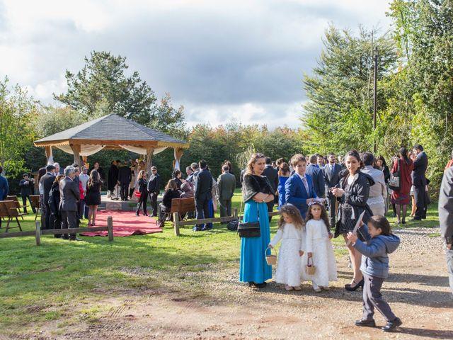 El matrimonio de Erwin y Laura en Valdivia, Valdivia 12