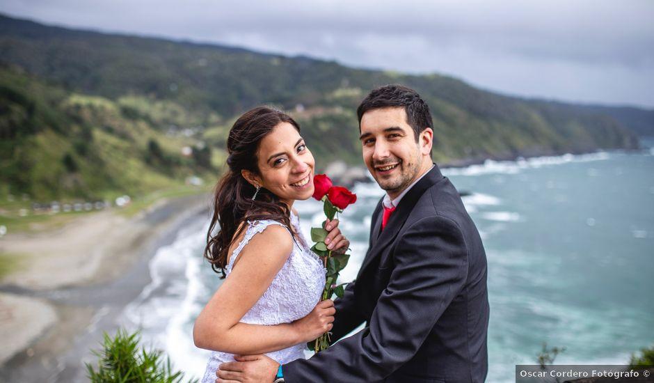 El matrimonio de Erwin y Laura en Valdivia, Valdivia