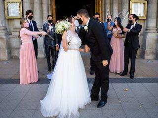 El matrimonio de Marianny  y Jesusangel 1