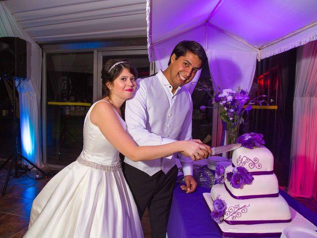 El matrimonio de Ángela y Cristóbal