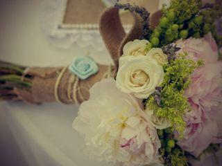 El matrimonio de Olga y Cristian 1