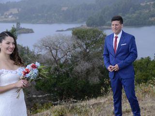 El matrimonio de Marcela  y Francisco  3