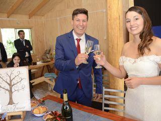 El matrimonio de Marcela  y Francisco