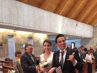 El matrimonio de Geraldine  y Francisco 2