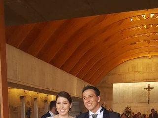El matrimonio de Geraldine  y Francisco 3