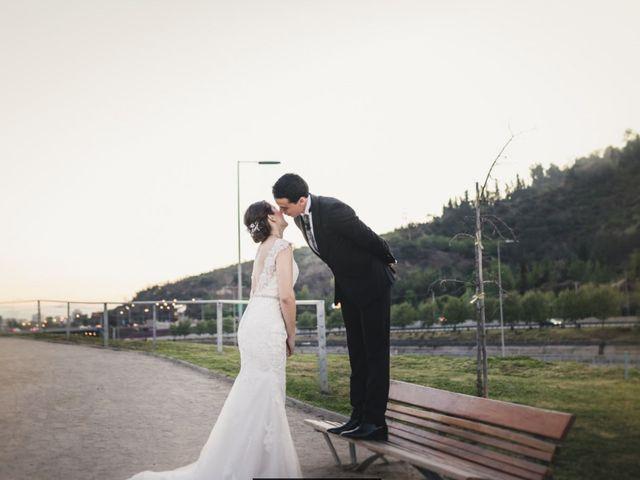 El matrimonio de Geraldine  y Francisco