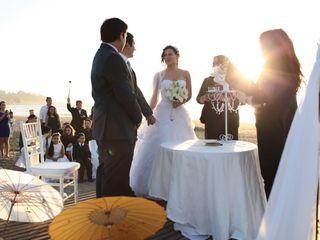 El matrimonio de Viviana y Hugo 1