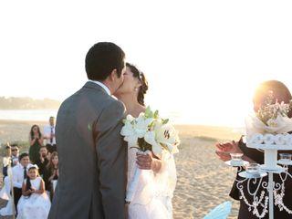 El matrimonio de Viviana y Hugo 2