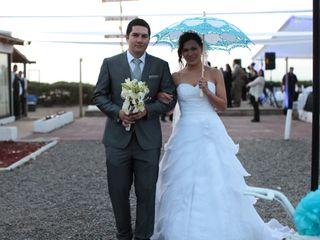 El matrimonio de Viviana y Hugo 3
