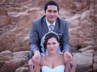 El matrimonio de Viviana y Hugo