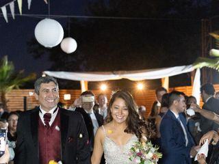 El matrimonio de Sabrina y Arturo 3