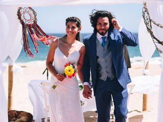 El matrimonio de Dany y Baird 2