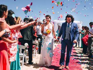 El matrimonio de Dany y Baird 3