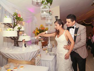 El matrimonio de Evelyn y Miguel 3