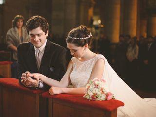 El matrimonio de Rosario y Jose Miguel