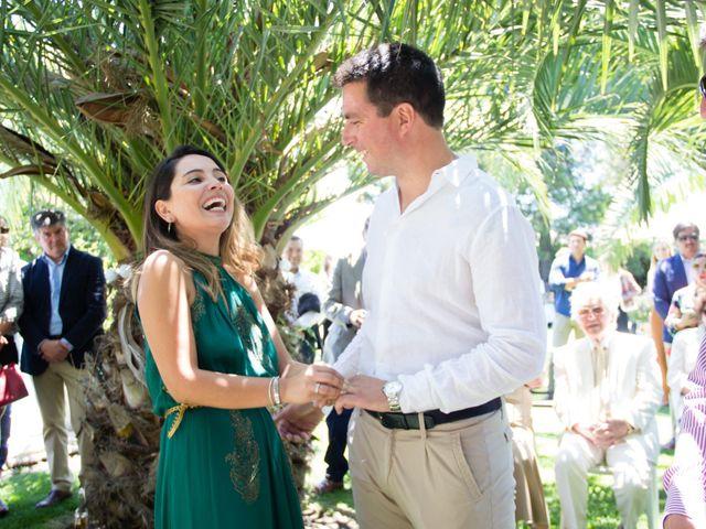 El matrimonio de Nicole y Atilio