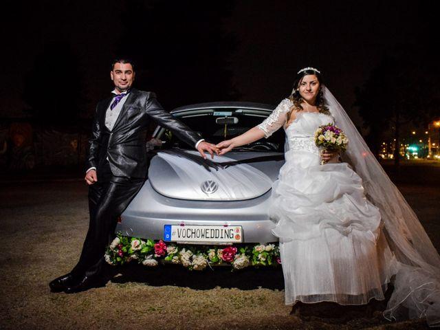 El matrimonio de Natalia y Alejandro