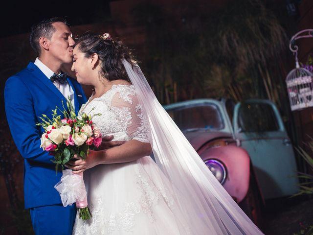 El matrimonio de Nataly y Joaquín
