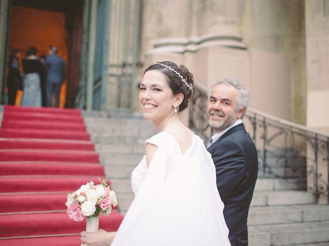 El matrimonio de Jose Miguel y Rosario en Santiago, Santiago 12