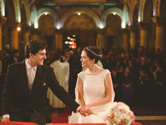 El matrimonio de Jose Miguel y Rosario en Santiago, Santiago 18
