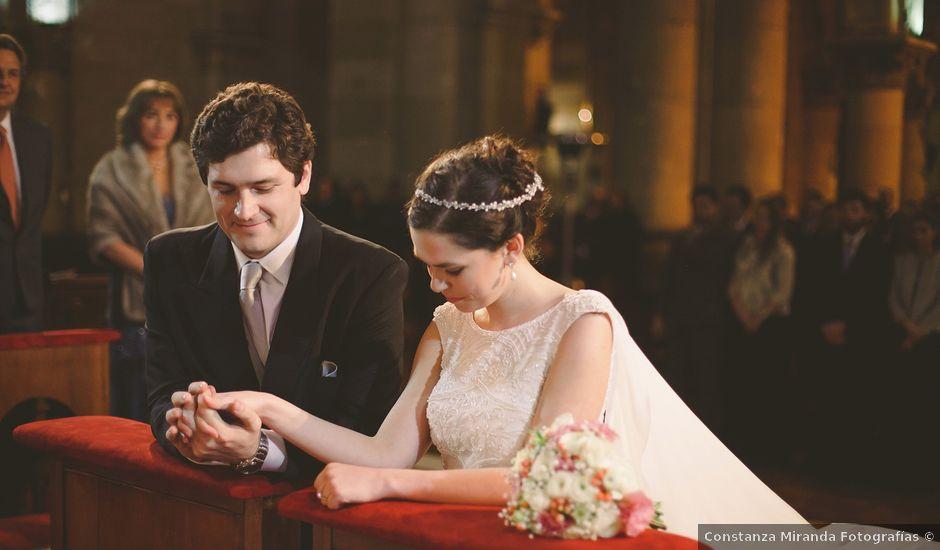 El matrimonio de Jose Miguel y Rosario en Santiago, Santiago