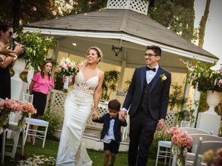 El matrimonio de Karla y Juan Eduardo 2