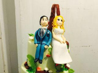 El matrimonio de Marie  y Juan  1