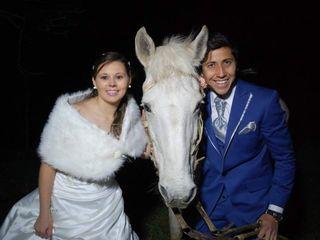 El matrimonio de Marie  y Juan