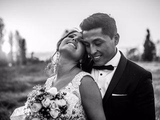 El matrimonio de Tamara y Carlos