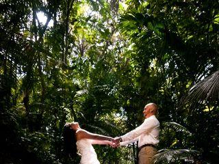 El matrimonio de Alicia y Nerio 1