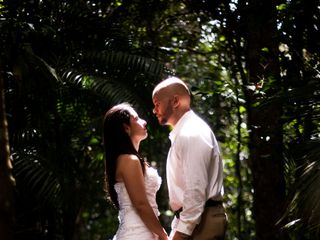 El matrimonio de Alicia y Nerio 2