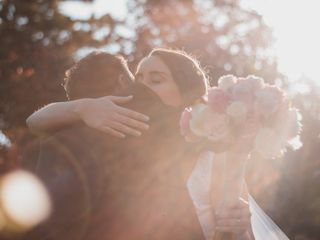 El matrimonio de Evelyn  y Héctor 1