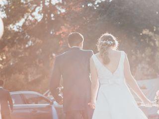 El matrimonio de Evelyn  y Héctor 2