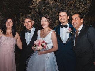 El matrimonio de Evelyn  y Héctor 3