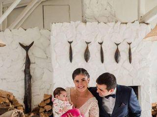 El matrimonio de Carla Fernanda y Jorge 3