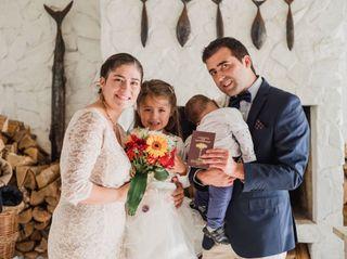 El matrimonio de Carla Fernanda y Jorge