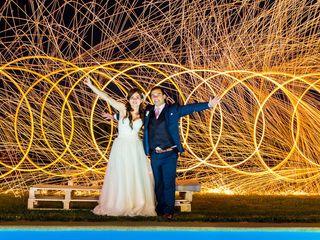 El matrimonio de Fabiola y Diego