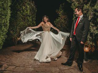 El matrimonio de Reina y Rodrigo