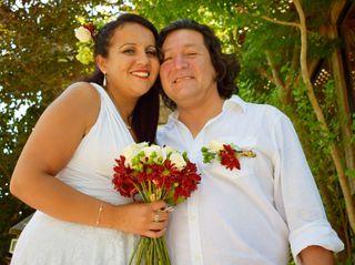 El matrimonio de Ana y Cristian