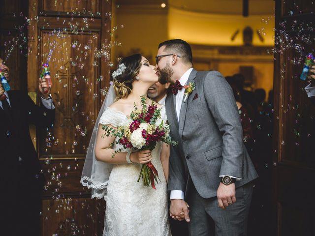 El matrimonio de Eliana y Gabriel
