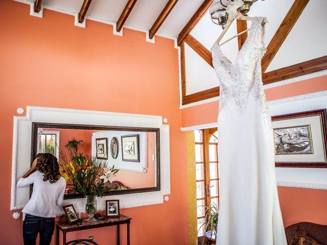 El matrimonio de Carlos y Tamara en Colina, Chacabuco 3